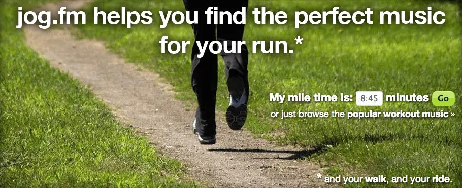 How to FInd Running Playlists