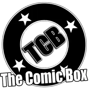 The Comic Box Large Logo