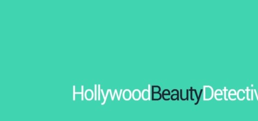 The Hollywood Beauty Detective.