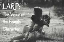 LARP Voice of Female Character