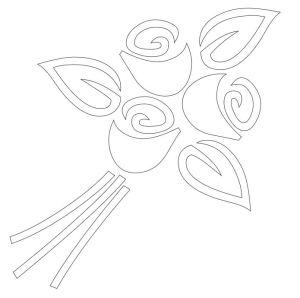 SVG Image of Roses (shown as JPG, but original was SVG)