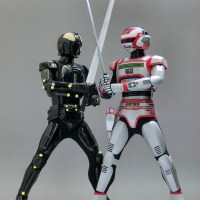 Desejo(s) Geek do Dia | Action Figures do Jaspion e do McGaren