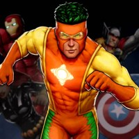 Conheça o Capitão Citrus, o novo herói da Marvel