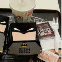 Desejo Geek do Dia | Hambúrguer do Batman no McDonalds