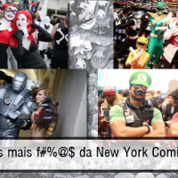 Os cosplays mais f#%@$ da New York Comic Con 2014