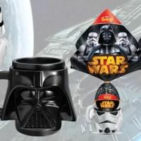 Nestlé lança nova linha de ovos de páscoa de Star Wars e Disney