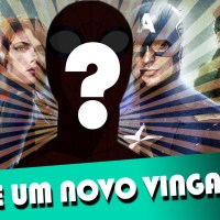 O MAIS NOVO VINGADOR - TV CORUJÃO