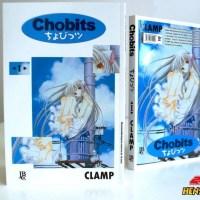 Chobits | JBC relança o clássico em nova edição de colecionador