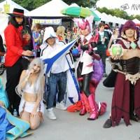 Cosplayers do Anime Friends 2015 [Fotos]
