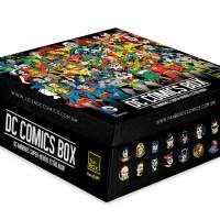 Warner Bros. e bandUP! lançam a FAN BOX DC COMICS