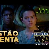 Star Wars: O Despertar da Força   Confira o trailer narrado pelo Faustão