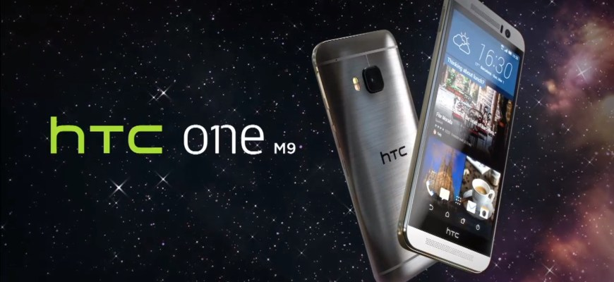 HTC One M9 - Mobile World Congress 2015