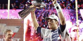 Victoire - Super Bowl XLIX