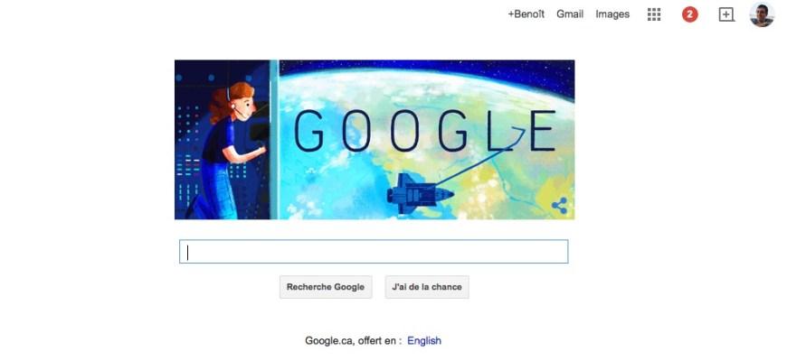 Sally Ride - Google Doodle 2015