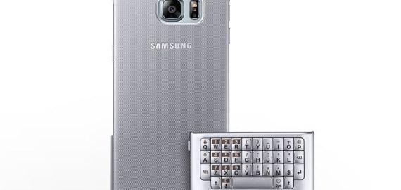 Samsung galaxy s6 edge+ - keyboard cover
