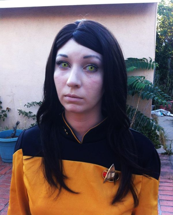 Mac as a Female Data