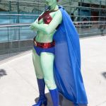 Gender Bent Justice League Martian Maneater