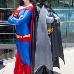 Gender Bent Justice League Supes and Bats