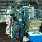 Commander Shepard in Erie, PA