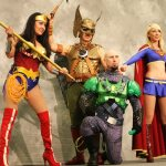 Super Heroes! - SDCC 2012 - Bill Watters