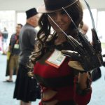 Lady Freddy - SDCC 2012 - Aggressive Comix