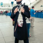 Abraham Lincoln Vampire Hunter - SDCC 2012 - Hayley Sargent