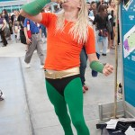 Aquaman - SDCC 2012 - Hayley Sargent
