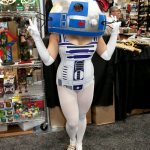 Hello R2 - SDCC 2012 - Hayley Sargent