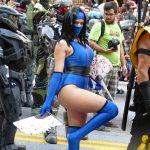 Kitana (Mortal Kombat) @ Dragon Con 2012 - Picture by Carcapture.com