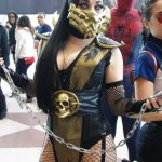 Lady Scorpion - New York Comic Con 2012 - Picture by Aggressive Comix