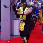 Get Over Here! - New York Comic Con 2012 - Picture by Aggressive Comix