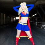 Supergirl - New York Comic Con 2012 - Picture by Anna Fischer