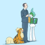 Avengers Pokemon – Phil Coulson