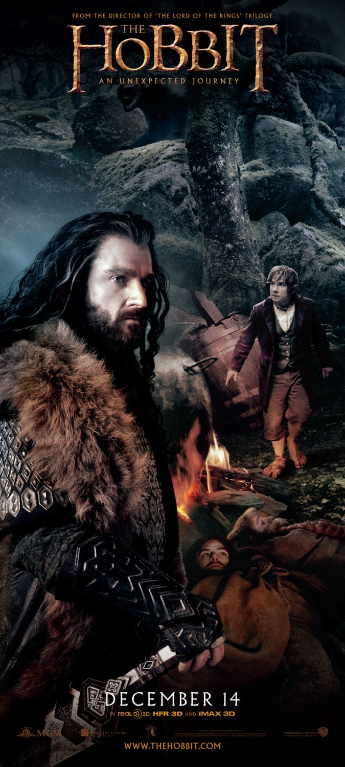 hobbit-richard-armitage-martin-freeman-poster