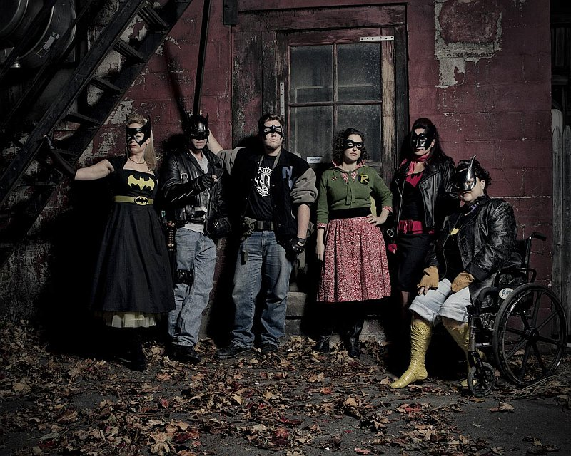 Liberty Hardy and the Gotham City Rockers - Picture by Michael Winters (http://www.michaelwintersphotography.com/)