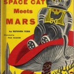Space Cat Meets Mars