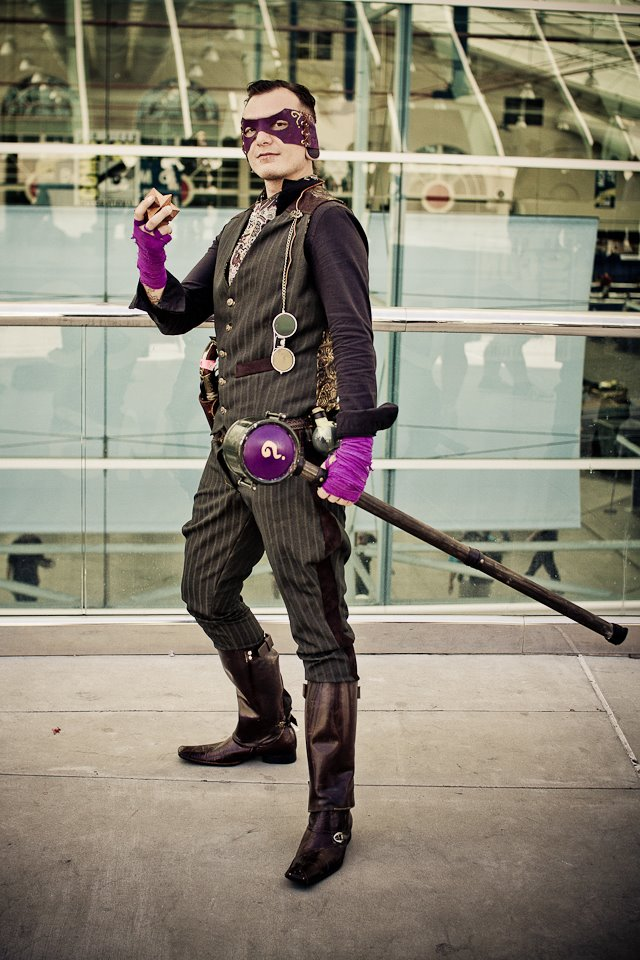 steampunk-riddler