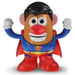 Potato Superman