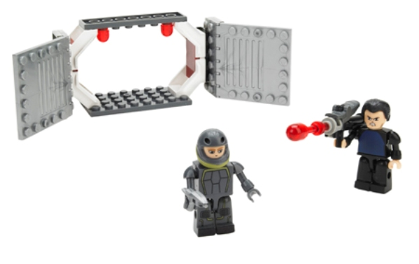 Space Dive Building Set