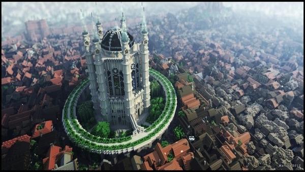 minecraft kings landing 3