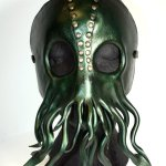 Cthulhu mask 1