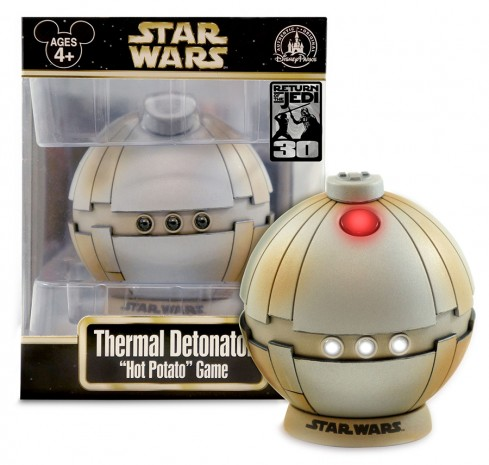 "Thermal Detonator ""Hot Potato"" Game."