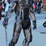 Raiden - Picture by Pat Loika - WonderCon 2013