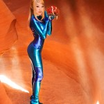Zero Suit Samus  Photo by Anna Fischer  Model: Vampy Bit Me [Pic]