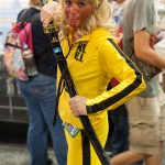 Beatrix Kiddo (Kill Bill) - San Diego Comic-Con (SDCC) 2013 (Day 1)