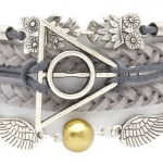 Ashley Bridget Deathly Hallows Bracelet