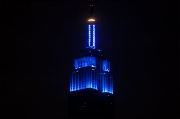 TARDIS Blue_Empire State