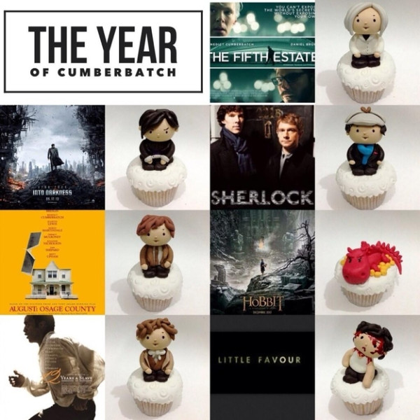 year of the cumberbatch