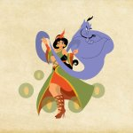 Jasmine - Summoner - Artwork: Geryes