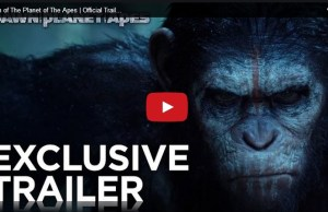 Dawn of the Planet of the Apes [Teaser Trailer]